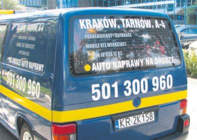 Pomoc drogowa Tarnów A4